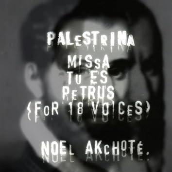 """Palestrina: Missa """"Tu es Petrus"""" (Arr. for Guitar)"""