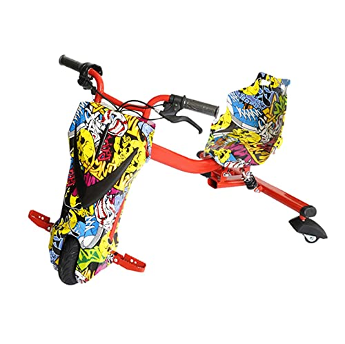 CCCYT Go Kart, Asiento Kart para patín eléctrico, Patinete con Silla Boogie...