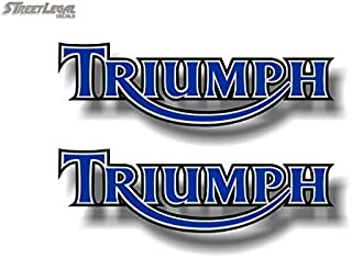 triumph tiger tank decals