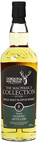 Gordon & MacPhail Tamdhu 8 y.o. Collection Single Malt Whisky (1 x 0.7 l) 111405