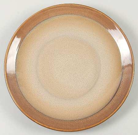 Sango Roma-Caramel Dinner Plate, Fine China Dinnerware