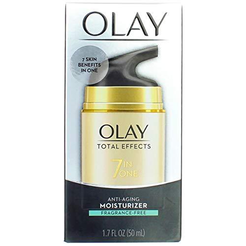 Olay Total Effects Anti-Aging Moisturizer Fragrance-Free 1.7 fl Oz