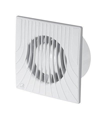 """Baño ventilador Extractor de 150mm/6\""""con temporizador (retraso) pared techo ventilador cocina para inodoro WC wa150t"""
