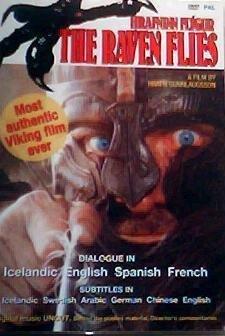 The Raven Flies (Hrafninn Flygur) (DVD) (1984) (Icelandic Import)