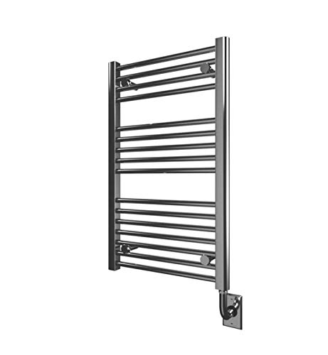 Cheapest Price! ICO E1013 19x31 Savoy Towel Warmer In Chrome, Installation Type: Plug-In