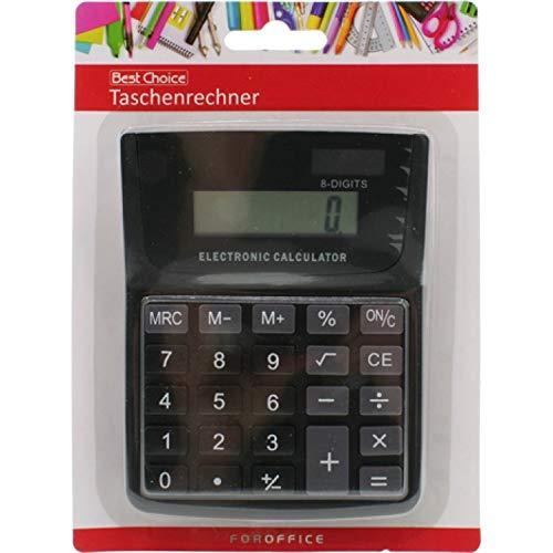 Taschenrechner 19711 Tischrechner solar...