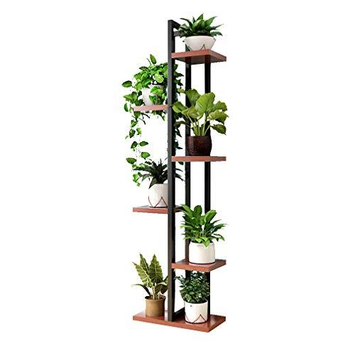 KDDEON Blumenständer,Pflanzenregal Praktisch,Passend für Zuhause/Büro/Balkon,Mehrschichtiges Design