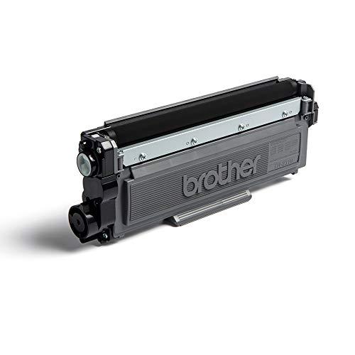 Brother TN2310 - Tóner negro original para las impresoras: HLL2300D, HLL2340DW, HLL2365DW, HLL2360DN, DCPL2500D, DCPL2520DW, DCPL2540DN, MFCL2700DW, MFCL2720DW, MFCL2740DW