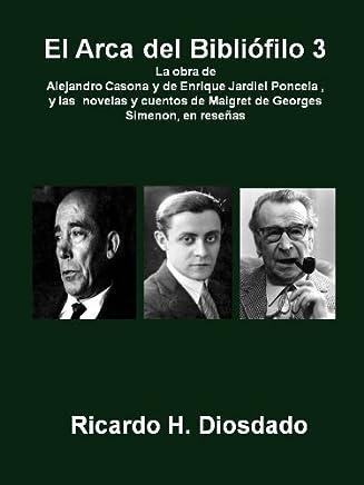 El Arca del Bibliófilo 3 (Spanish Edition)