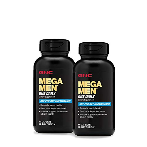 GNC GNC Mega Men One Daily - Twin Pack