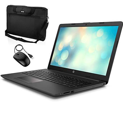 HP 255 G7 Notebook pantalla de 15,6' CPU AMD Athlon 3050U RAM 4GB DDR4 SSD M.2 256GB Webcam HD Radeon PC portátil 1L3X9EA HDMI Dvd-RW Wi-Fi Bluetooth Windows 10 Professional