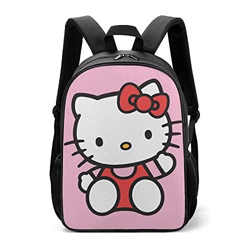 Hello Kitty - Sacchetti per scuola per bambini, per studenti della scuola elementare, per alleviare il carico della protezione della colonna vertebrale, per ragazzi e ragazze
