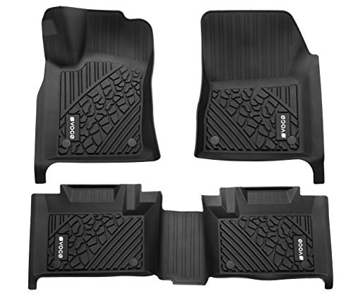 VOGO Fußmatten passend für: Jeep Grand Cherokee (IV) 2010-