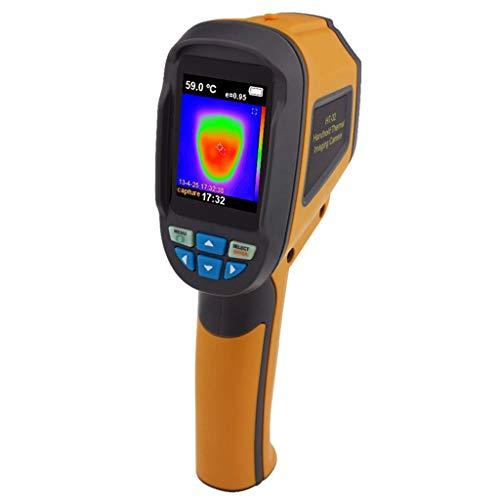 GGsheng HT-02 Handheld-IR-Wärmebildkamera Digitalanzeige Hochinfrarotbild-Wärmebildkamera