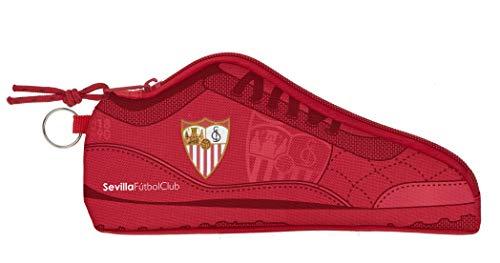 Atletico de Madrid Equipaje, Niños Unisex, Sevilla FC, 240x20x100mm