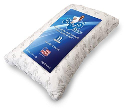 My Pillow Premium Series [Std/Queen, Green Firm Fill]