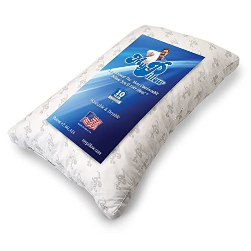My Pillow As Seen On Tv 2 For 1 Amazon Com