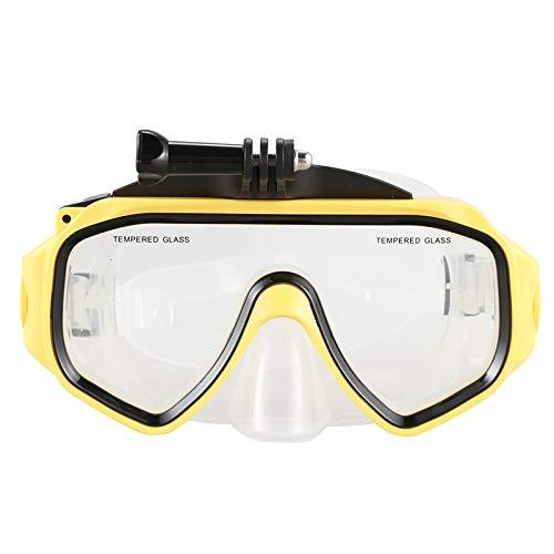 anruo Masker met afneembare schroeven voor onderwater duikbril