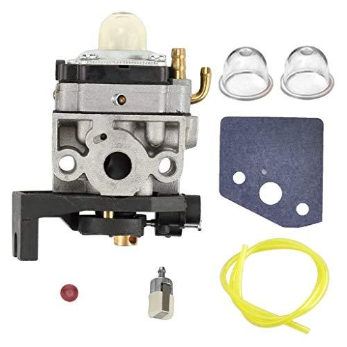 BLTR Conjunto del carburador, carburador for GX25 GX25N GX25NT FG110 Motor Mortor 16100-Z0H-825 25CC 1HP de Gasolina Cortasetos Kit del carburador Piezas de Repuesto De Confianza