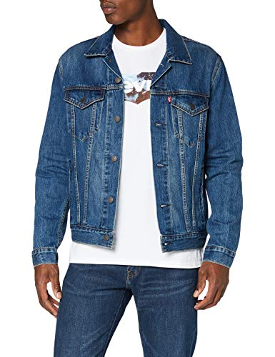 Levi's Herren The Jacket Jeansjacke, Mayze Trucker, Large