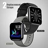 Zoom IMG-1 smartwatch uomo donna naixues orologio