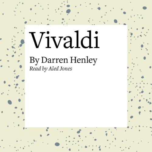 Vivaldi audiobook cover art