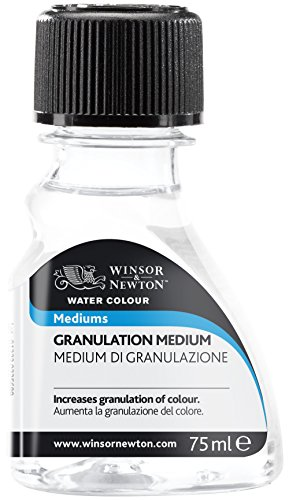 W&N Watercolour Granulation Medium, 75ml Bottle