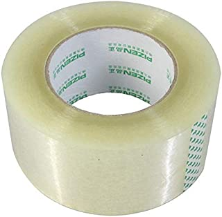 100 Meter Long Transparent packing and sealing Sticking Tape