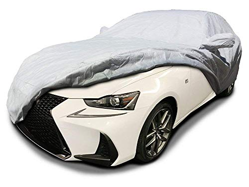 CarsCover Custom Fit 2006-2013 Lexus IS250 IS250C IS350 IS350C Car Cover Heavy Duty Weatherproof Ultrashield Covers is 250 350 250C 350C