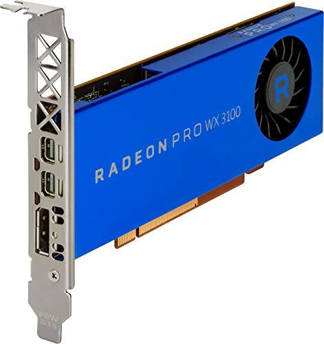 HP AMD Radeon Pro WX 3100 4 GB Grafikkarte - Grafikkarten