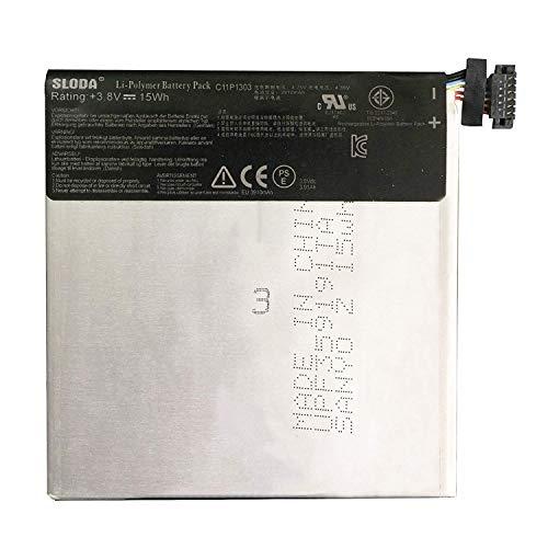 SLODA Batería de Repuesto para ASUS Google Nexus 7 Segunda Gernaración (Versión...