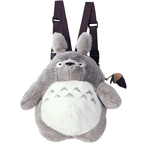 Mein Nachbar Totoro (Ghibli) Plüsch Rucksack / Tasche: Totoro
