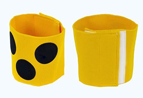 Blindenarmbinde verstellbar elastisch mit Klettverschluß, 32 cm Umfang
