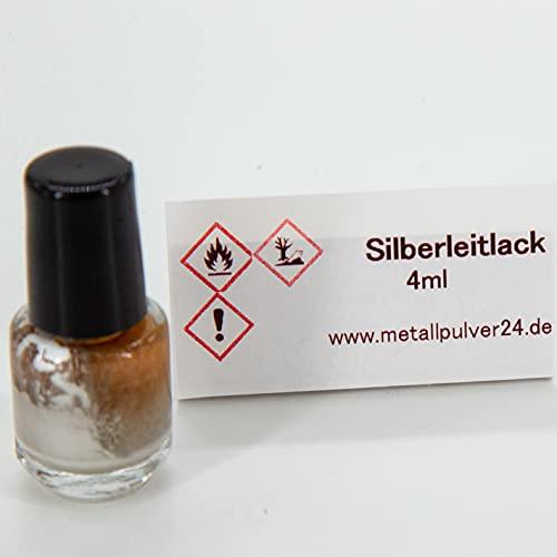 Silber Leitlack 4ml