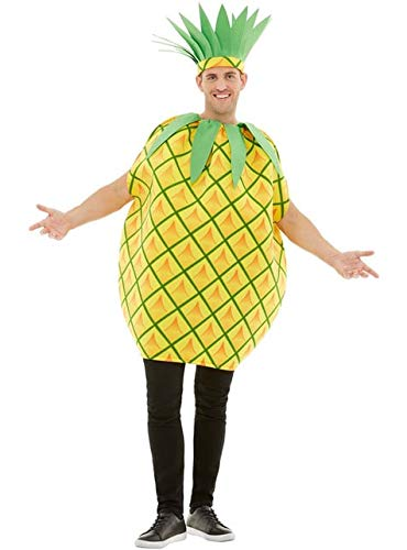 Ananas kostuum voor volwassenen