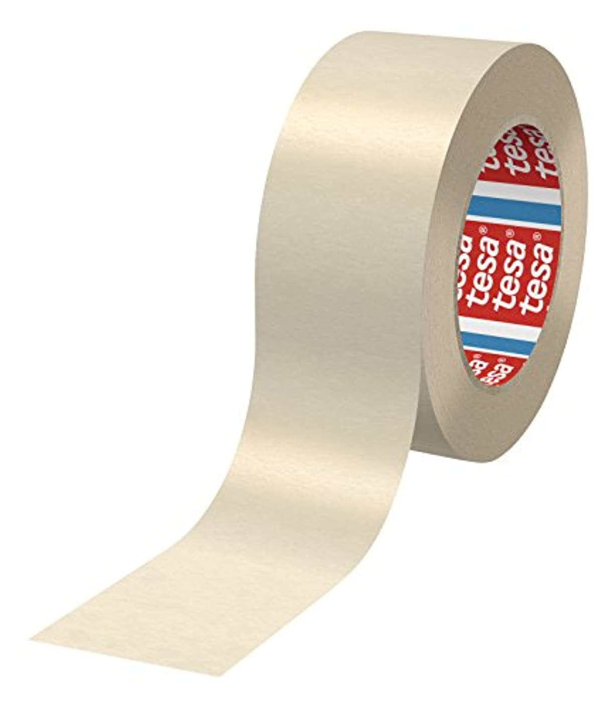 Tesa 4317?Flachgekr Epptes Painting Paper Masking Tape for Varnishing A Dry Up 80?Degree C, Gewerbliches Containers with 36 Rolls
