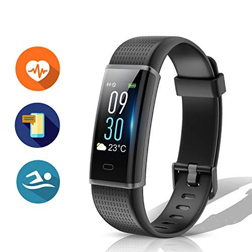 Vigorun Fitness Tracker Color Screen, Activity Tracker with...