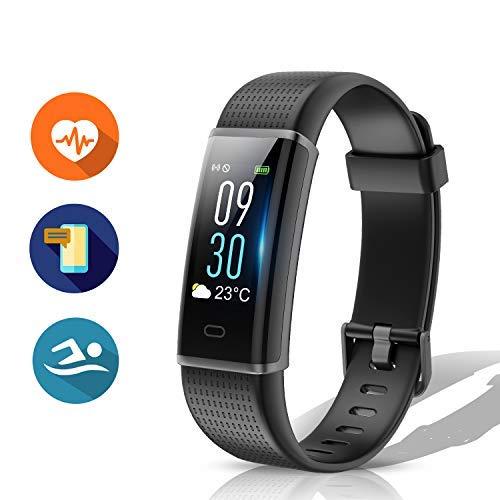 Vigorun Fitness Tracker Color Screen, Activity Tracker with...