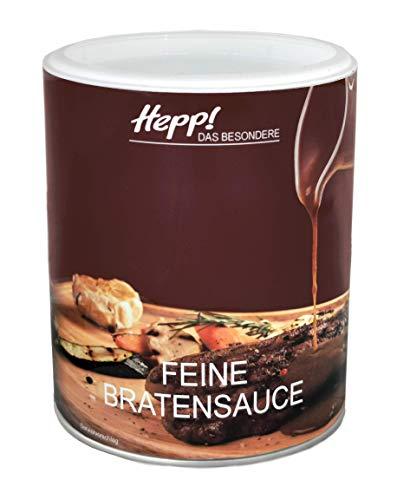 Hepp GmbH & Co KG - Feine Sauce - Echte Bratensauce (1 Kg)