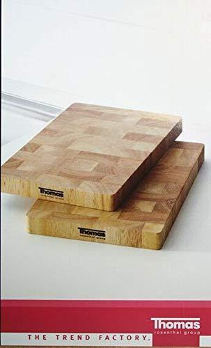 6 x Schneidebrett THOMAS Rosenthal Universalbrett Holz