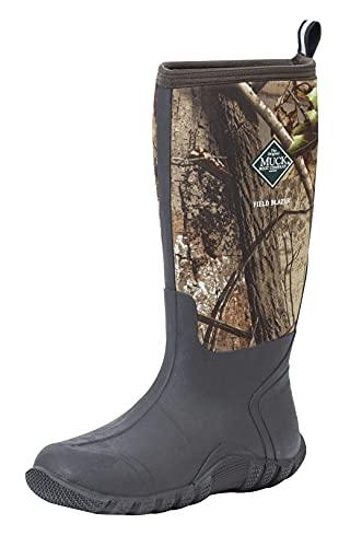 Muck Boot Men's Fieldblazer Hunting Boot Fleece (FBF-RAPG) Camo