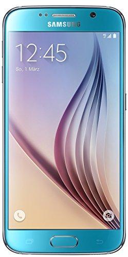 Samsung Galaxy S6 Blau 32GB SIM-Free Smartphone (Generalüberholt)