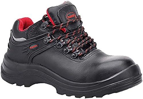 Parougees SP5026 SP5026 NE44 Brea II Chaussures de sécurité S3 Taille 44 Noir Rouge  point de vente
