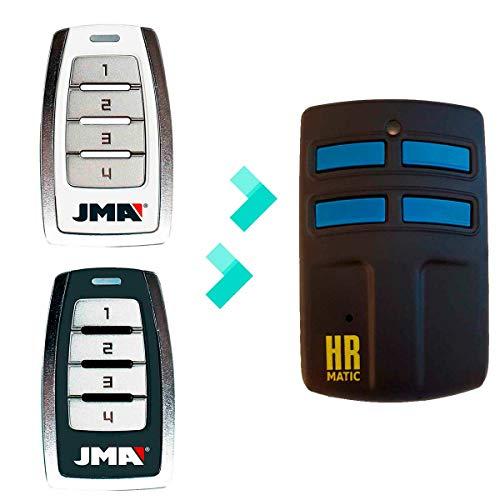 Mando de Garaje Universal HR MULTI 2 compatible con JMA SR 48 y JMA SR 4V