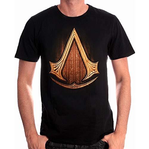 Assassins Creed Insignia Wood camiseta...