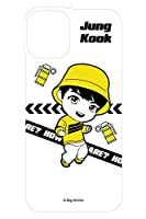 TinyTAN iFace Reflection iPhone 11専用 インナーシート [MIC Drop/Jung Kook]