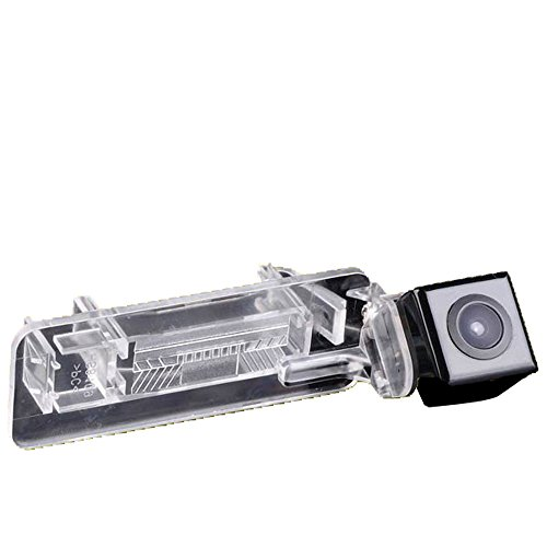 170° Viewing Reversing Track Camera Ruler Line with The Steering Wheel Moving Rear View Backup Trajectory Camera Parking Assist System for Smart R300 / R350