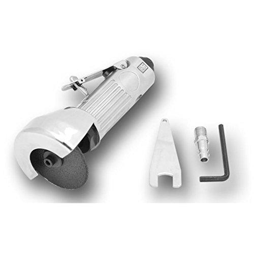 Nishore Mini Amoladora tronzar/neumática Bricolaje