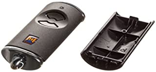 Hörmann HSE2BS vervangende behuizing met boven- en onderbehuizing, leeg, zonder batterij en printplaat, voor handzenders