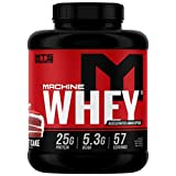 MTS Machine Whey Protein (5lbs, Red Velvet Cake)